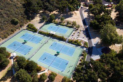 Carmel Valley Tennis Camp