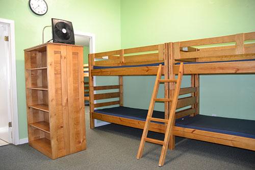 Sleeping cots