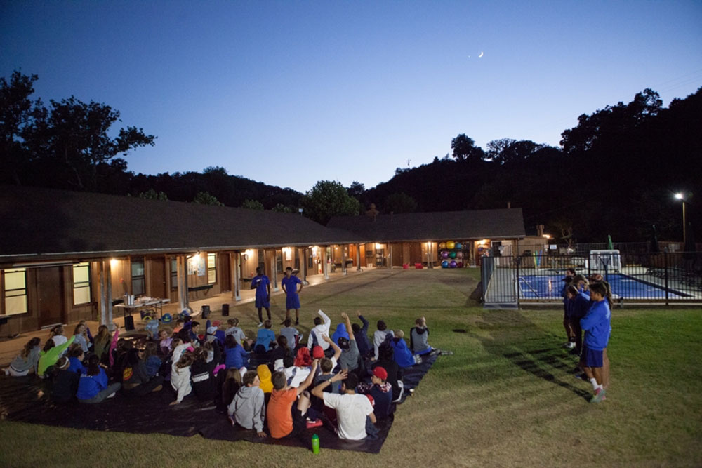 sleep away tennis camp