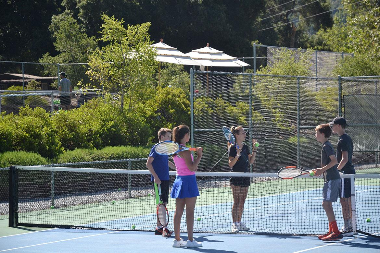 Tennis Instruction